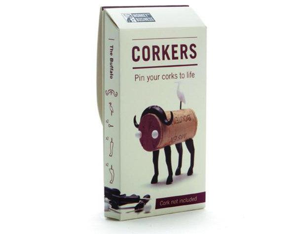 Corkers - spelen met wijnkurken