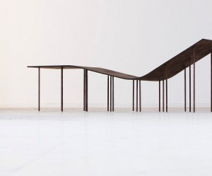 Chaise Lounge van multiplex
