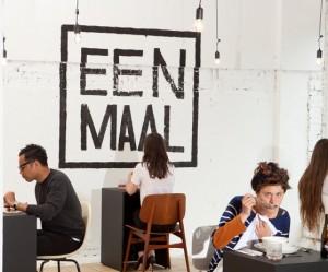 Pop-up restaurant in Amsterdam - Eenmaal