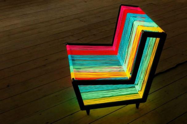 Disco Chair van Kiwi en Pom
