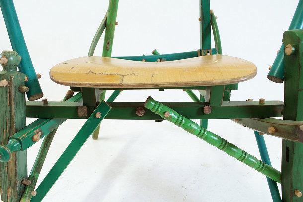 After Chair van Marama