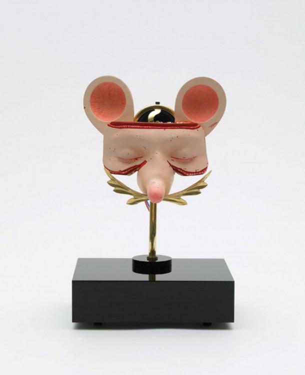 Sculpturen van Philippe Mayaux