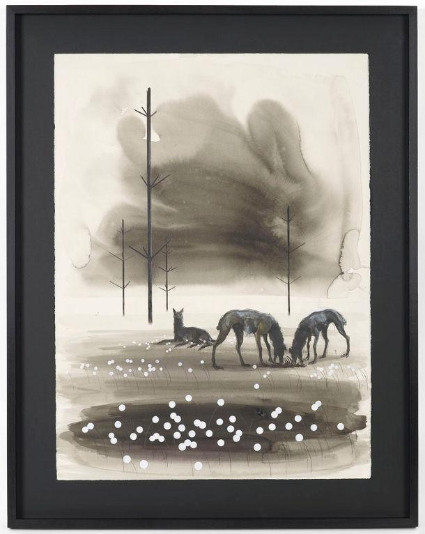 Charles Avery inspiratie bron van Daniëlle Frenken