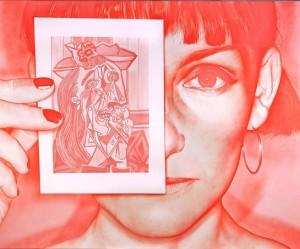 Schilderij van Victor Rodriguez