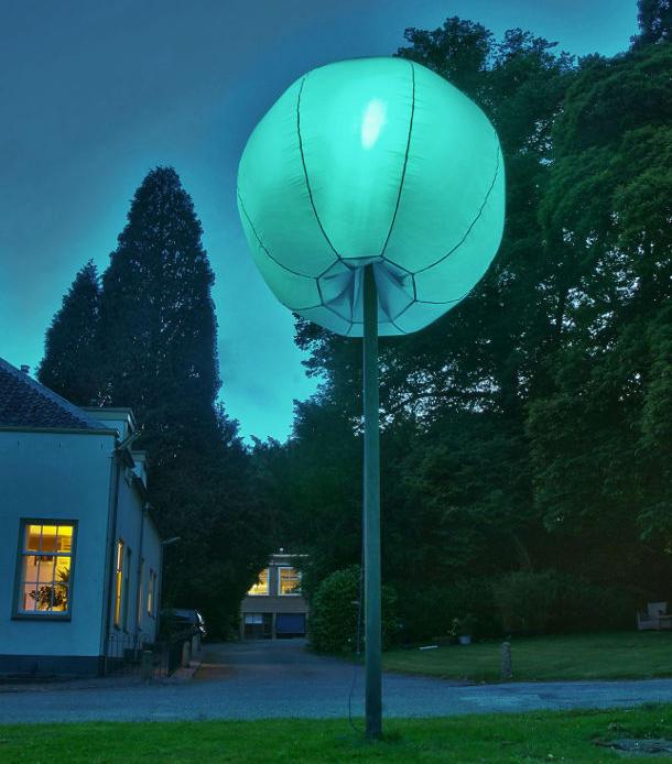 lamp van Thorwald ter Kulve
