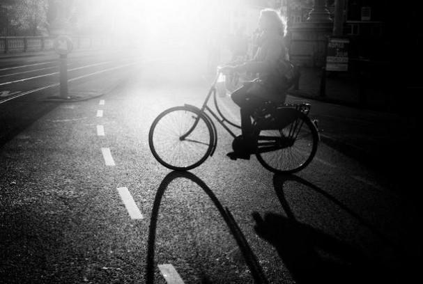 Amsterdam Street Diayr van Julie Hrudova