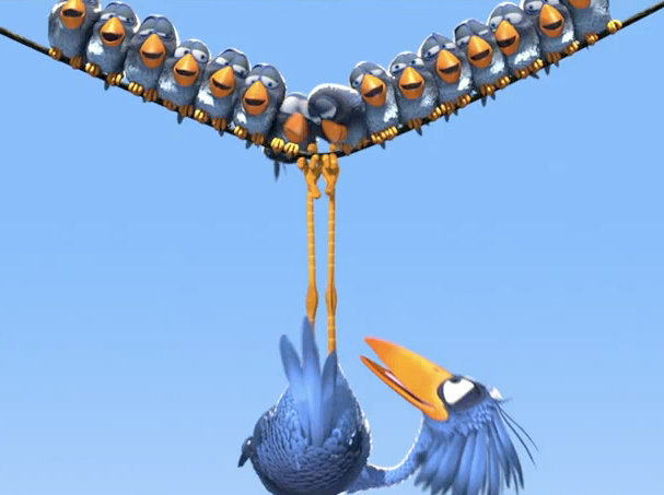 Pixar - inspiratie van Edwin Schaap