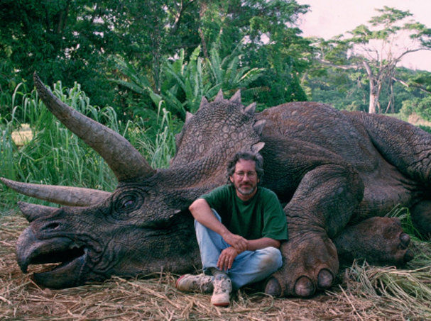 Steven Spielberg - inspiratie van Edwin Schaap