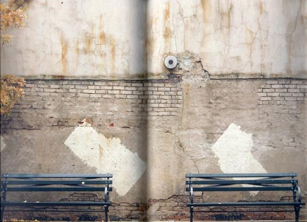 Walls Notitieboek van Sherwood Forlee