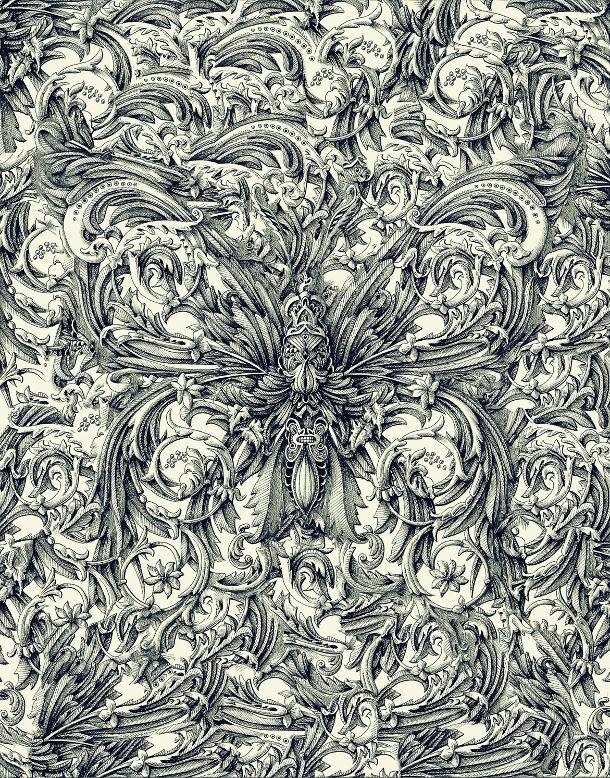Barok tekening
