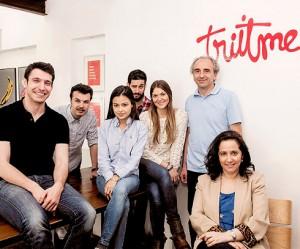 Triitme - design webshop
