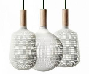 Lamp van de 3D printer