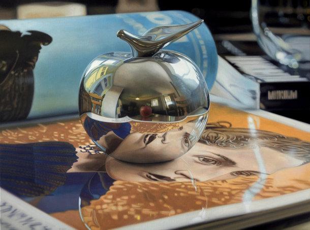 Hyperrealistische schilderijen van Jason de Graaf