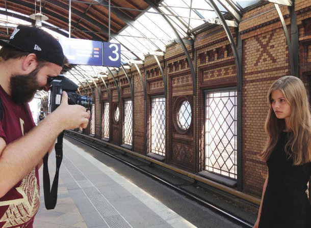 Fotografie Magazine URBNTR