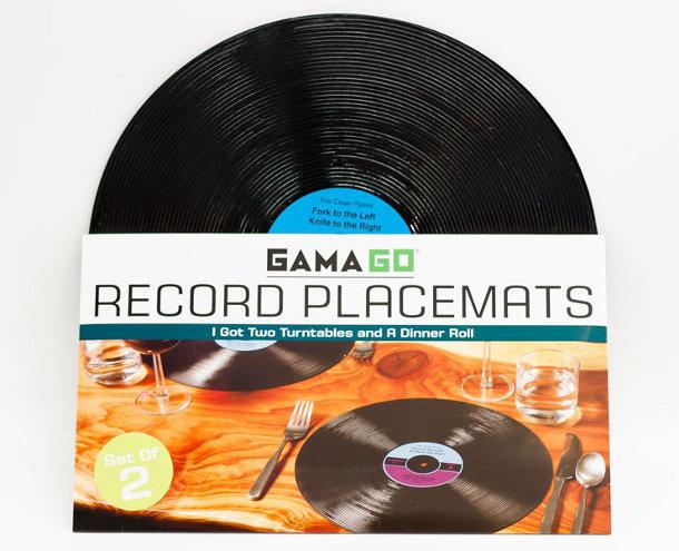 LP Placemats van Gama Go