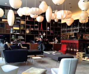 Design hotel in Londen citizenM