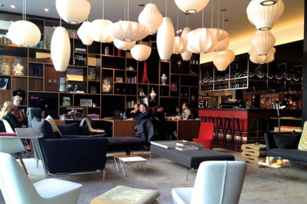 Design hotel in Londen citizenM