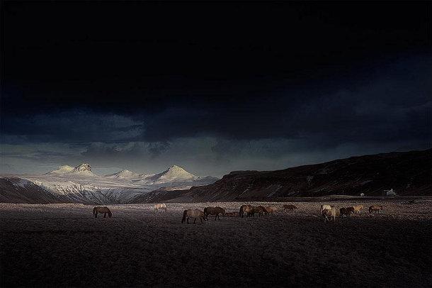 infrarood-foto-ijsland-5