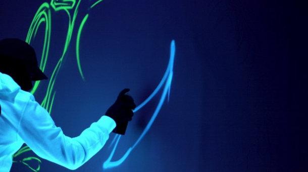 Luminous van iNO