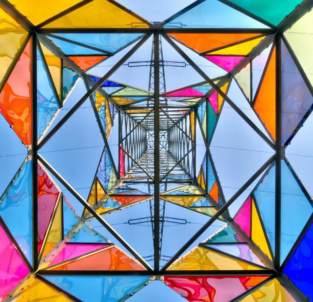 gebrandschilderd-glas-elektriciteitstorens