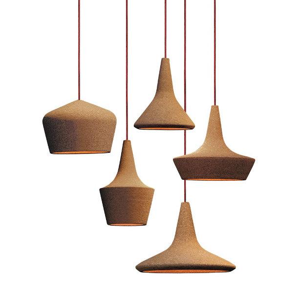 Bijzondere hanglampen van Seletti