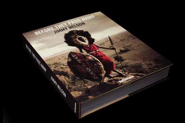 Kunstboek van Jimmy Nelson