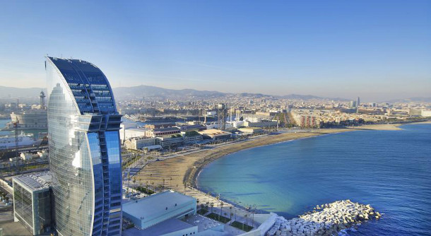 hotels-in-barcelona-aan-zee-3