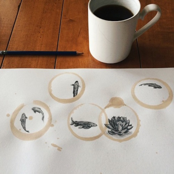 tekeningen-koffie-vlekken-7