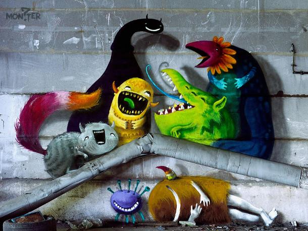 muurschilderingen-monsters-berlijn-2