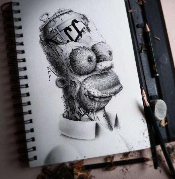 tekeningen-stripfiguren-slechteriken-3