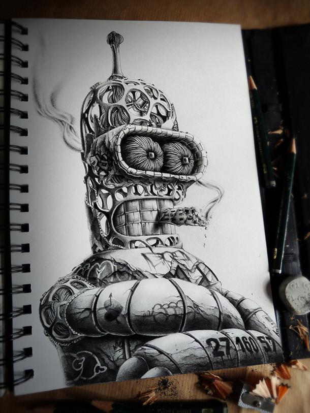 tekeningen-stripfiguren-slechteriken-5