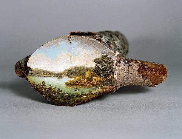 schilderingen-landschappen-boomstammen-8