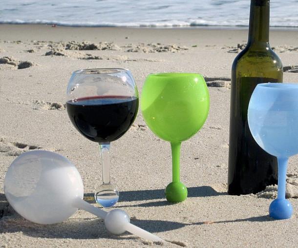 drijvende-wijnglazen-beach-glass-2