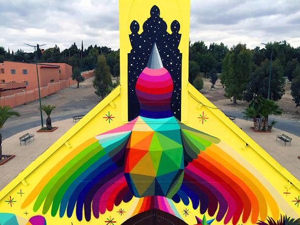 kerk-street-art-marokko-5