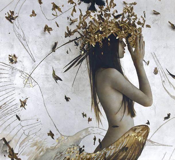 schilderijen-bladgoud-vrouwen-4