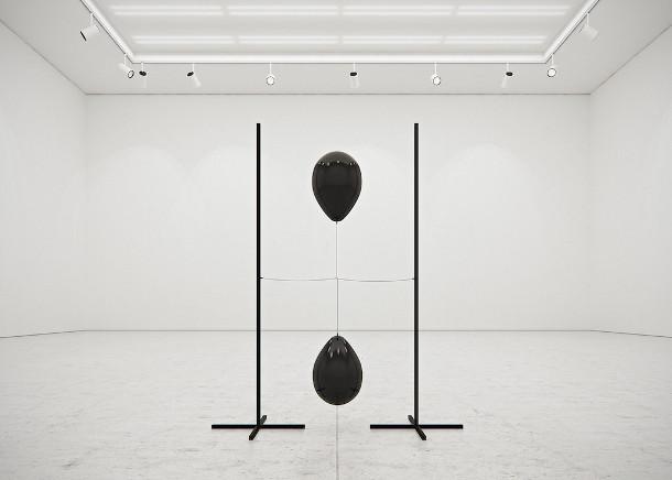 speelse-installaties-zwarte-ballonnen-6