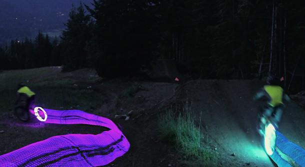 led-fiets-wielen
