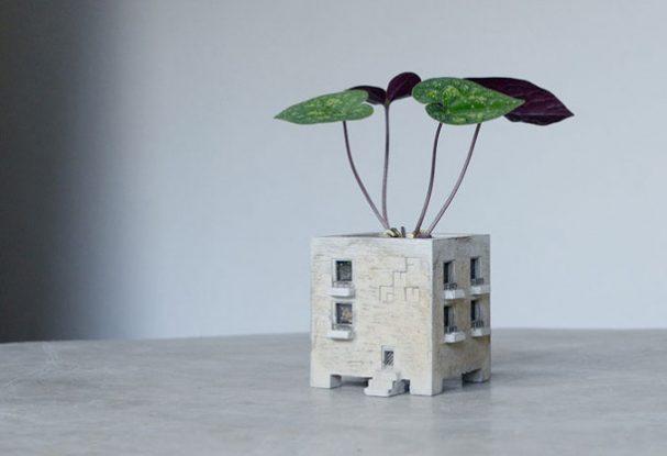 Voorkeur Laat je planten groeien in deze kleine huisjes - EYEspired HB67