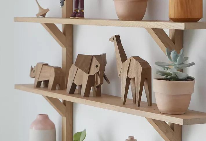 houten-origami-dieren-2