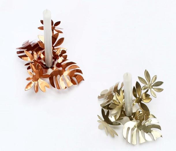 koperen-kaarsenhouder-bouquet-2