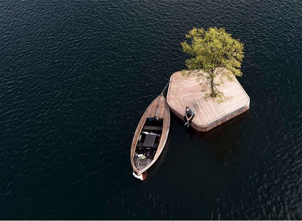 drijvende-eilanden