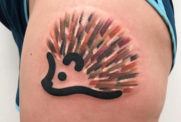 lijnen-kleur-tatoeages-2