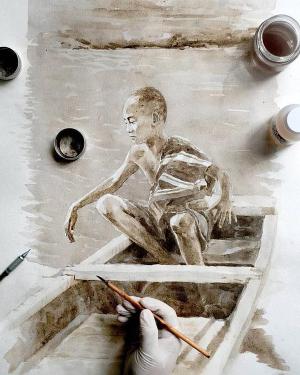 aquarelverf-vervuilde-rivieren-2