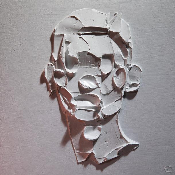 abstracte-portretten-witte-olieverf-2